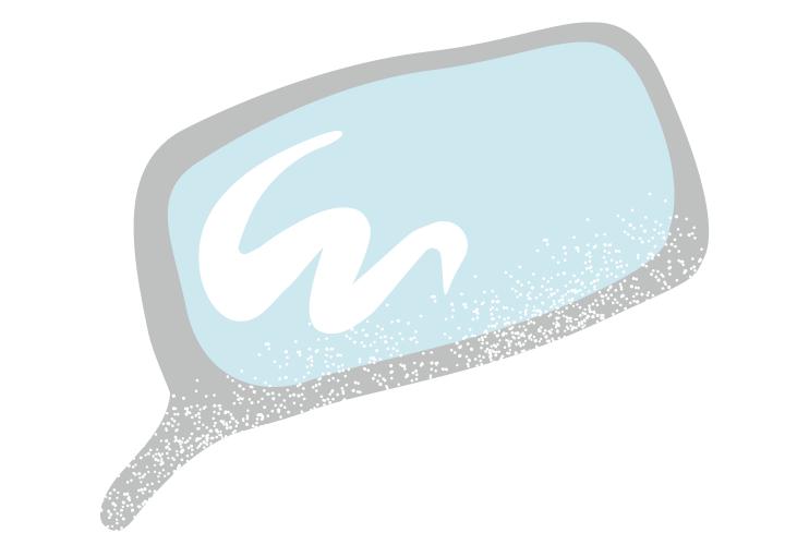 Teckning av en bilbackspegel.